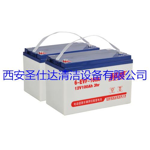 超威免维护电瓶12V/100AH