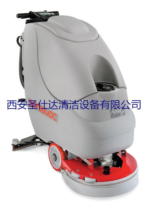 Abila20B手推式洗地机
