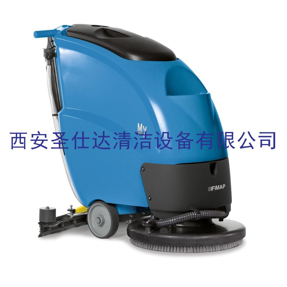 MY50E手推式电线洗地机