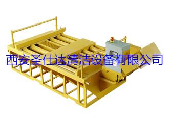 滚轴式洗轮机SSD-100