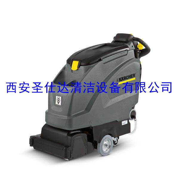 德国凯驰B40 CW手推式洗地吸干机