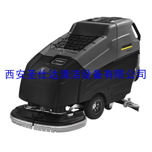 凯驰BD 80/120 W BP手推式全自动洗地吸干机