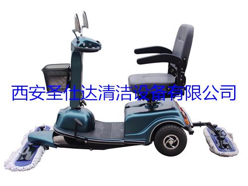 微玲电动尘推车WL-CT900
