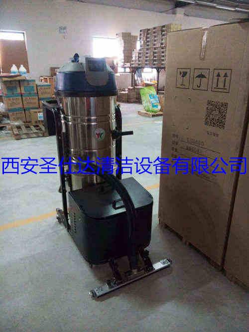 电瓶式工业吸尘器