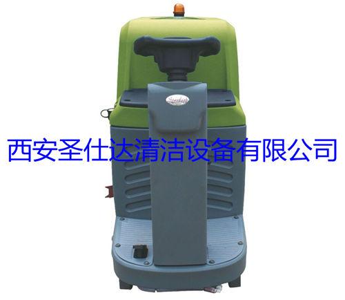 小型驾驶式自动洗地机560B